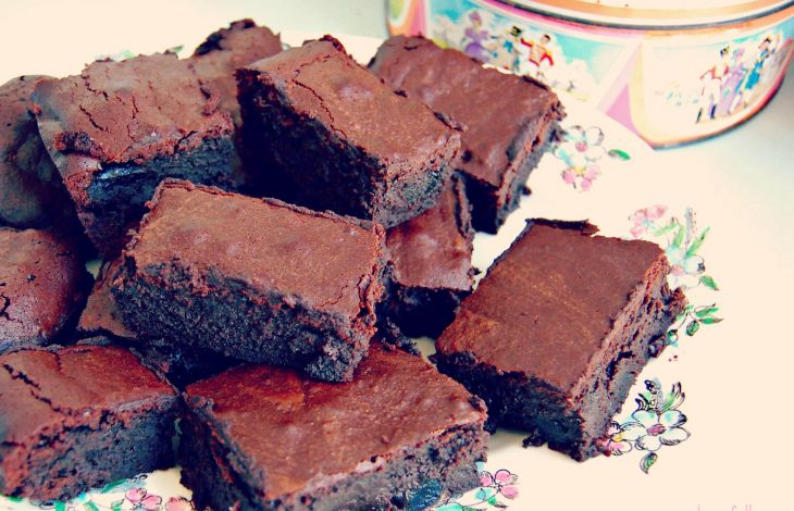 Brownies selbst backen