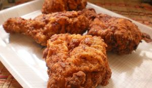 Original KFC Fried Chicken selber machen